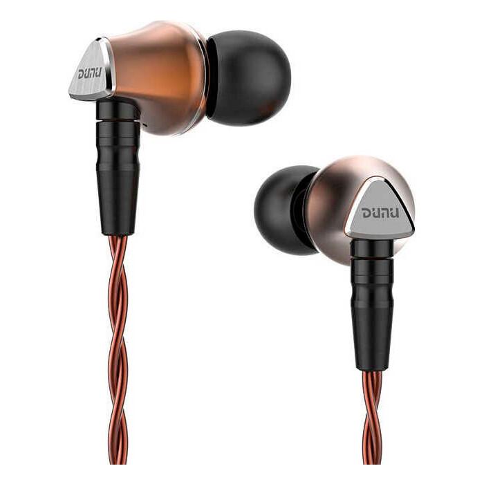 Наушники Dunu DN-Titan6 brown