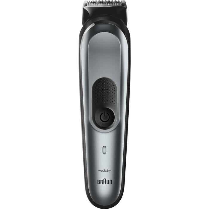 Машинка для стрижки волос Braun MGK7221 + Бритва Gillette