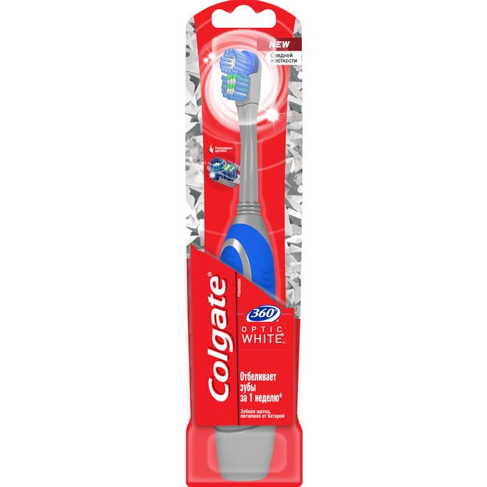 Электрическая зубная щетка Colgate FCN10039 синяя