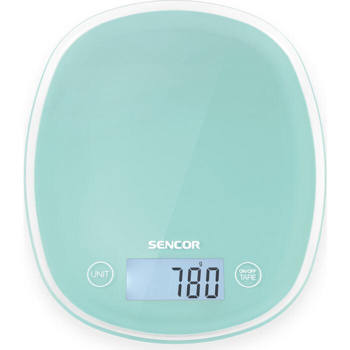 Весы кухонные Sencor SKS 31GR