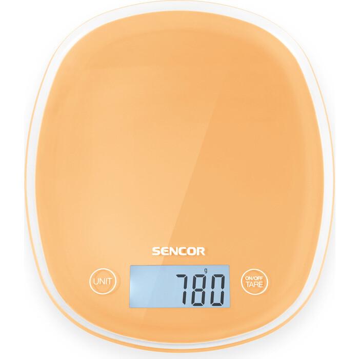 Весы кухонные Sencor SKS 33OR