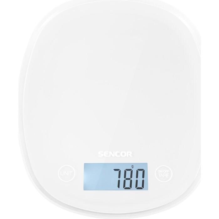 Весы кухонные Sencor SKS 30WH