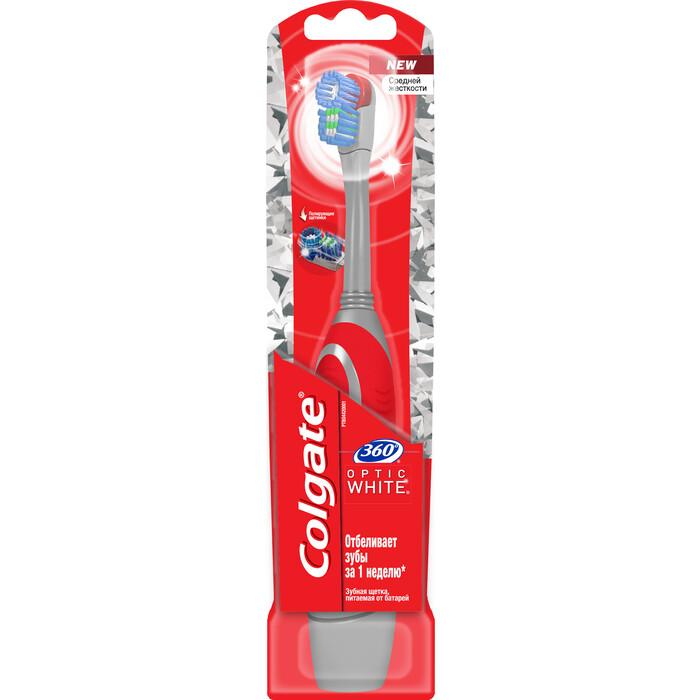 Электрическая зубная щетка Colgate FCN10039 красный