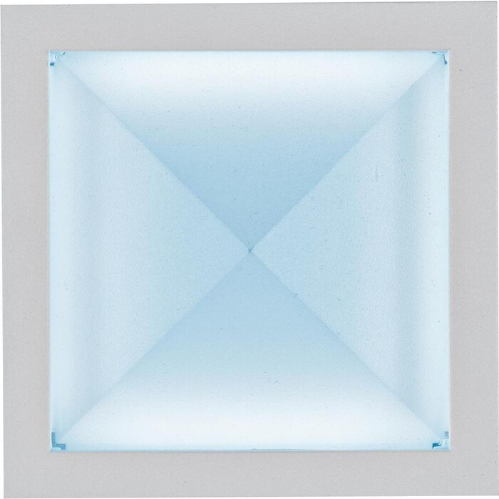 Светильник iLedex Настенно-потолочный светодиодный CReator SMD-923404 WH-6000K