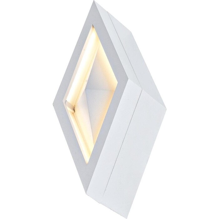 Светильник iLedex Настенно-потолочный светодиодный CReator SMD-924404 WH-3000K