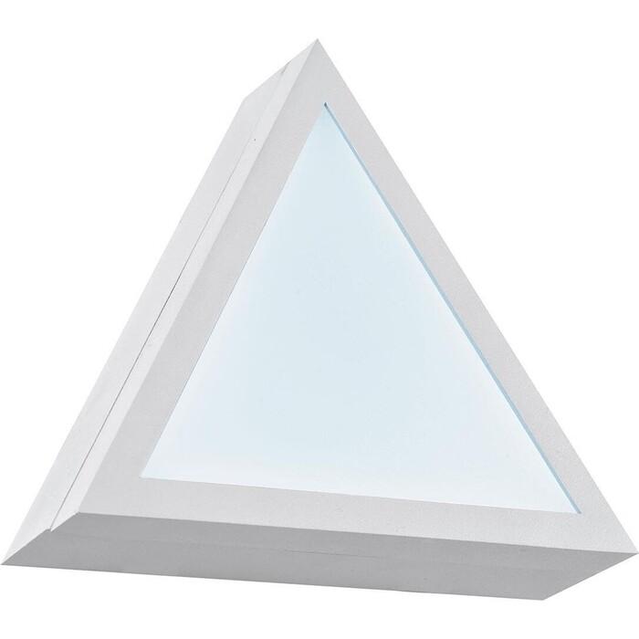 Светильник iLedex Настенно-потолочный светодиодный CReator X068312 WH-6000K