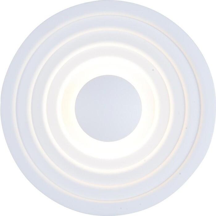 Светильник iLedex Настенно-потолочный светодиодный Eclipse SMD-926312 WH-3000K