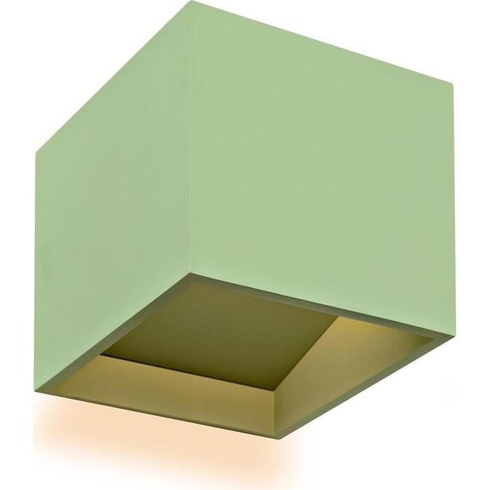 Светильник iLedex Настенный светодиодный Dice ZD8086L-6W GR