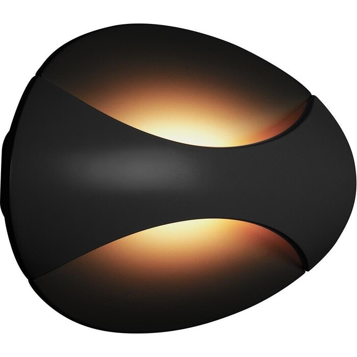 Светильник iLedex Настенный светодиодный Flux ZD8151-5W BK