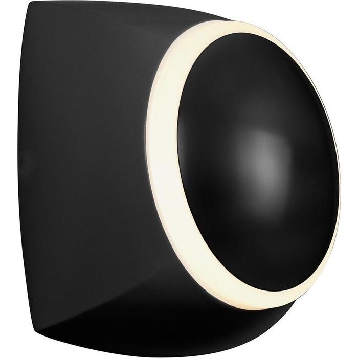 Светильник iLedex Настенный светодиодный Reversal ZD8172-6W BK