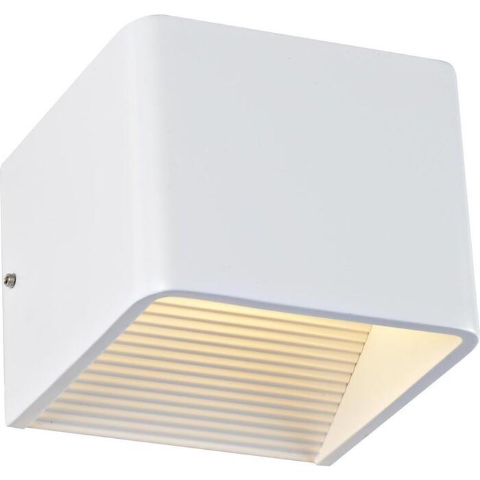 Светильник iLedex Настенный светодиодный Taurus ZD8010S-6W WH