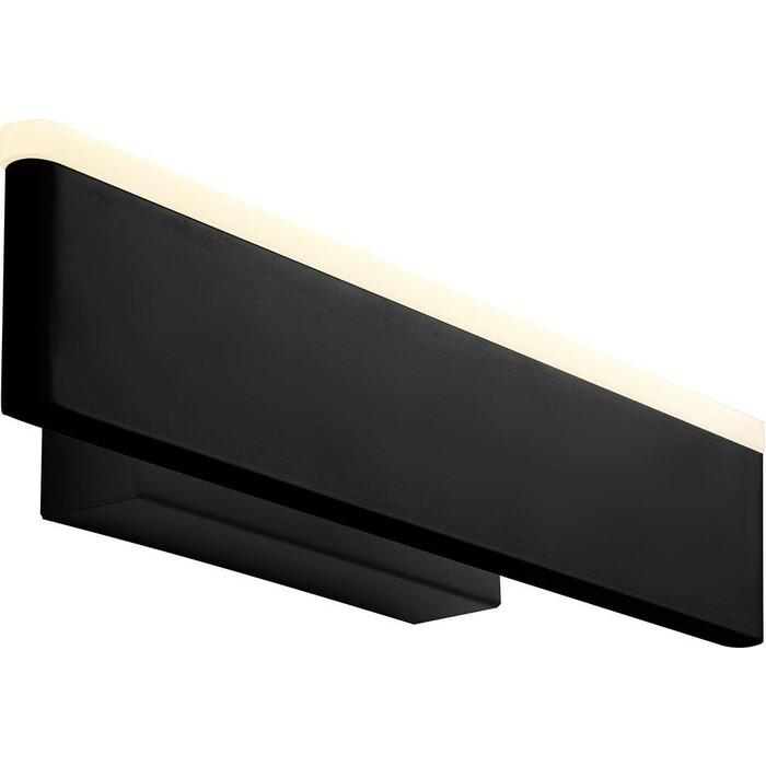 Светильник iLedex Настенный светодиодный Twirl WLB8270 BK