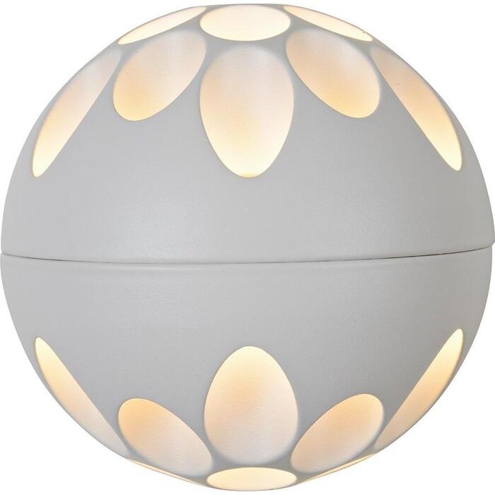 Светильник iLedex Настенный светодиодный Mob W1009-1 WH