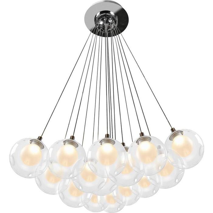 Люстра iLedex Подвесная светодиодная Epical C4492-15 CR