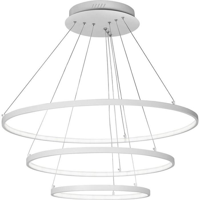 Светильник iLedex Подвесной светодиодный Axis D098-3 (800X600X400) WH