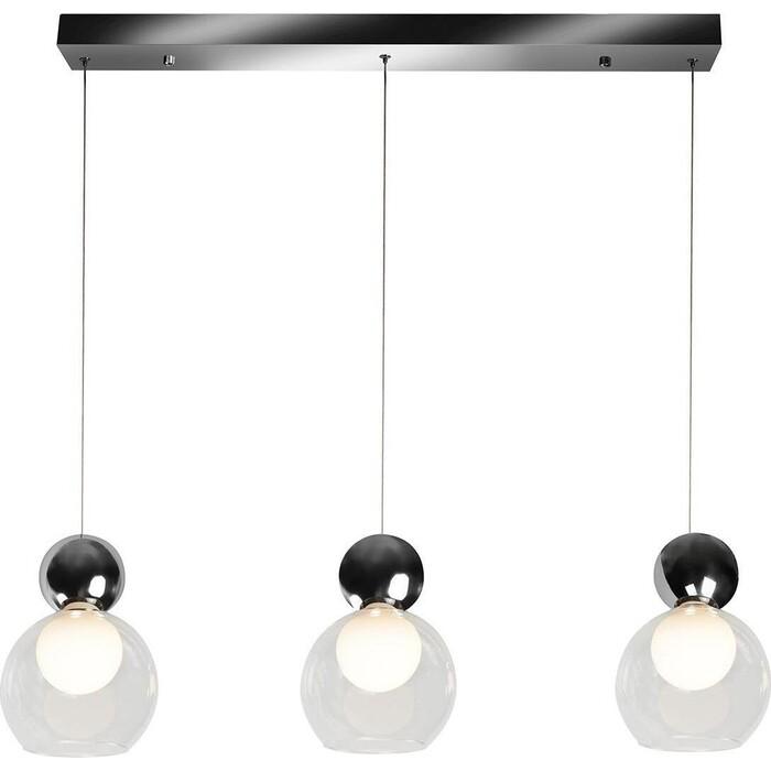 Светильник iLedex Подвесной светодиодный Blossom C4476-3L CR
