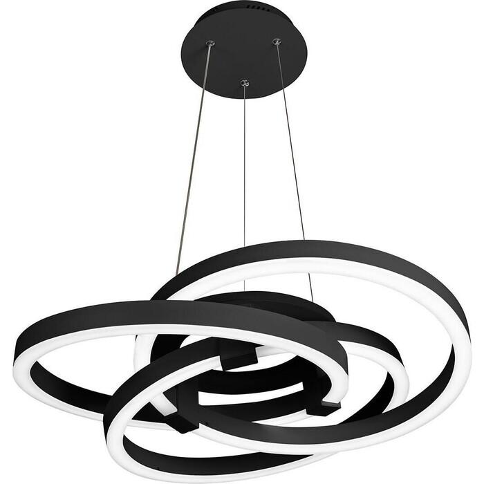 Светильник iLedex Подвесной светодиодный Comely 9110-600-D-T BK
