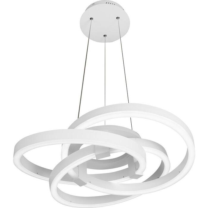 Светильник iLedex Подвесной светодиодный Comely 9110-600-D-T WH
