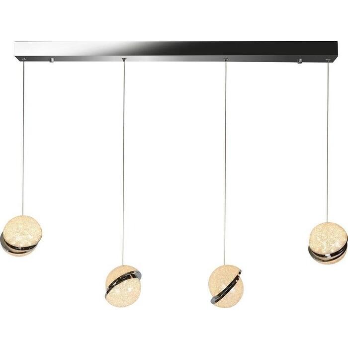 Светильник iLedex Подвесной светодиодный CRystal Ball C4474-4L CR