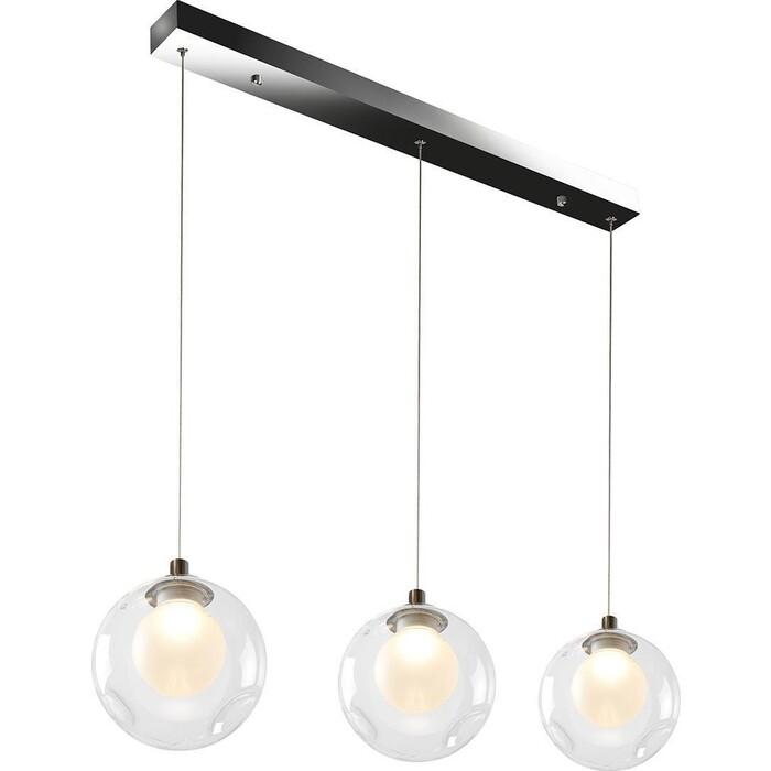 Светильник iLedex Подвесной светодиодный Epical C4492-3L CR