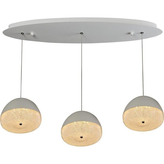 Светильник iLedex Подвесной светодиодный Flake Wld8885-3A WH