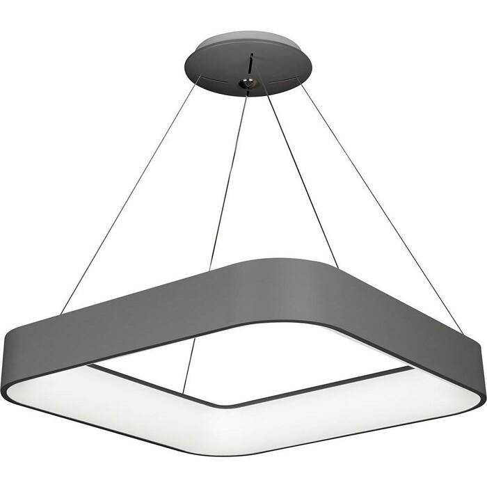 Светильник iLedex Подвесной светодиодный North 8288D-600-600 GR