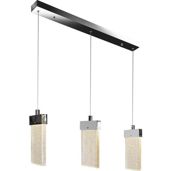 Светильник iLedex Подвесной светодиодный Pixel C4430-3L CR