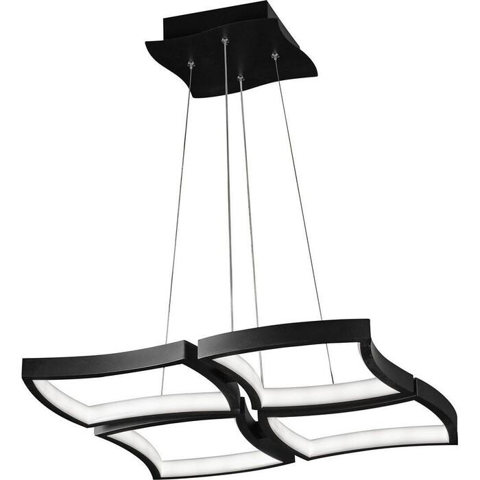 Светильник iLedex Подвесной светодиодный Roomy 8196-4-D-T BK