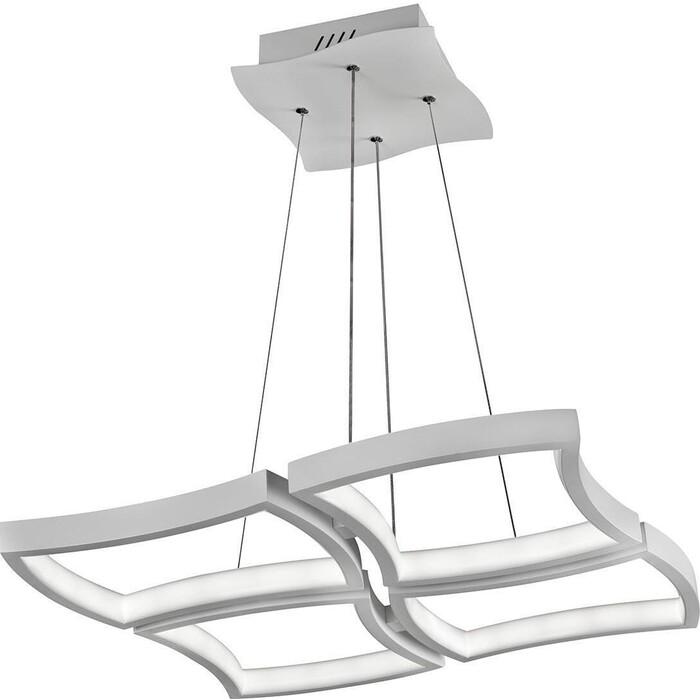 Светильник iLedex Подвесной светодиодный Roomy 8196-4-D-T WH