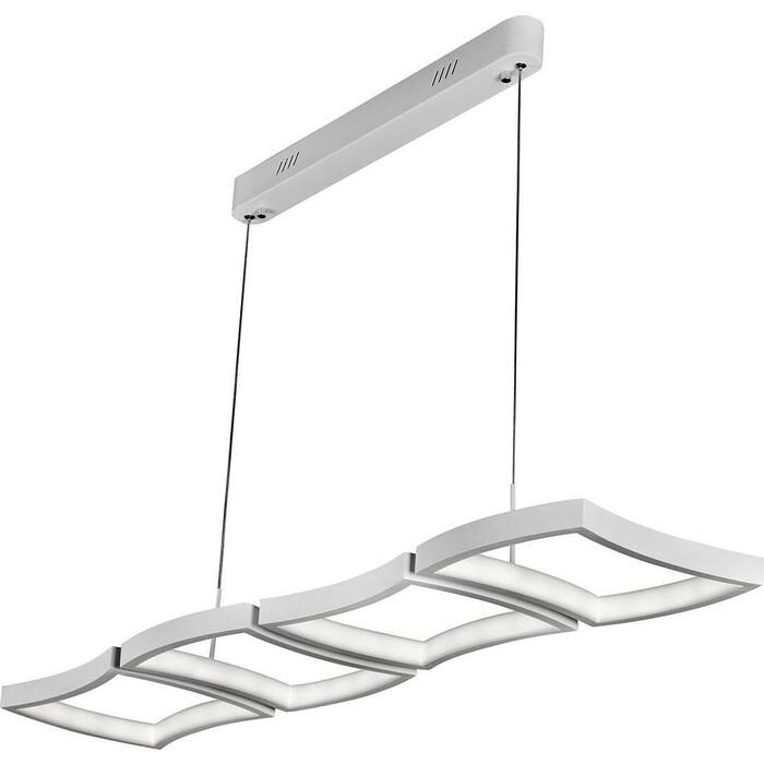 Светильник iLedex Подвесной светодиодный Roomy 8196-4L-D-T WH