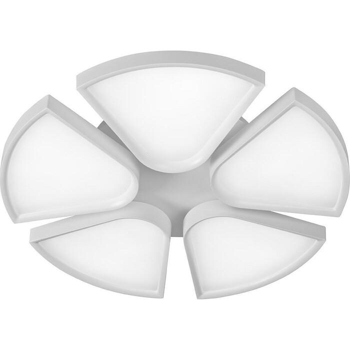 Люстра iLedex Потолочная светодиодная Bling FS-022-X5 120W WH