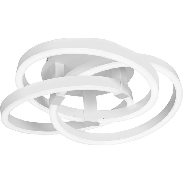 Люстра iLedex Потолочная светодиодная Comely 9110-600-X-T WH