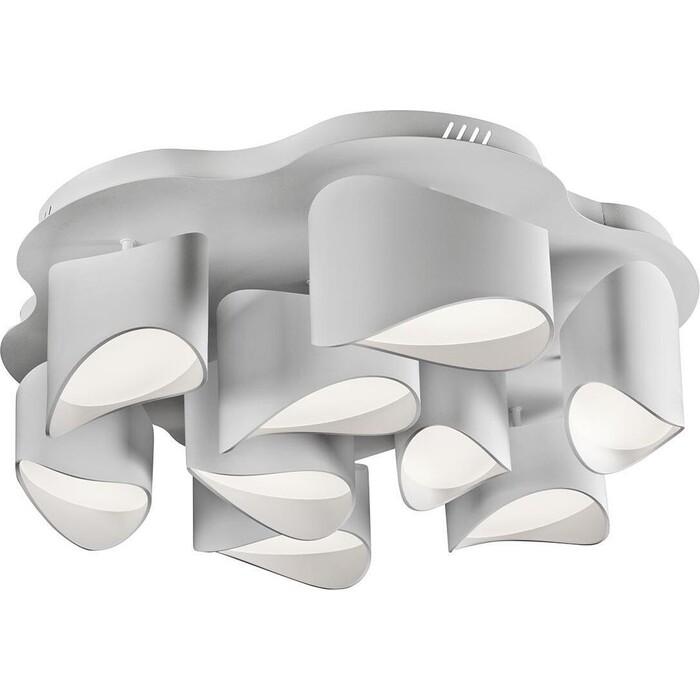 Люстра iLedex Потолочная светодиодная Nova 8189-6+3-X-T WH