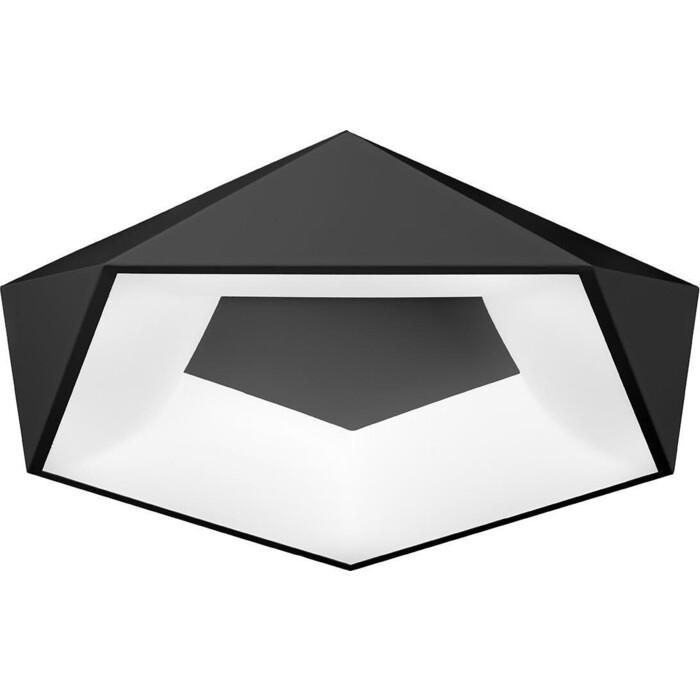 Светильник iLedex Потолочный светодиодный Luminous S1889/55 BK