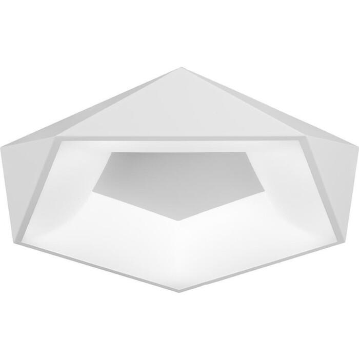 Светильник iLedex Потолочный светодиодный Luminous S1889/55 WH