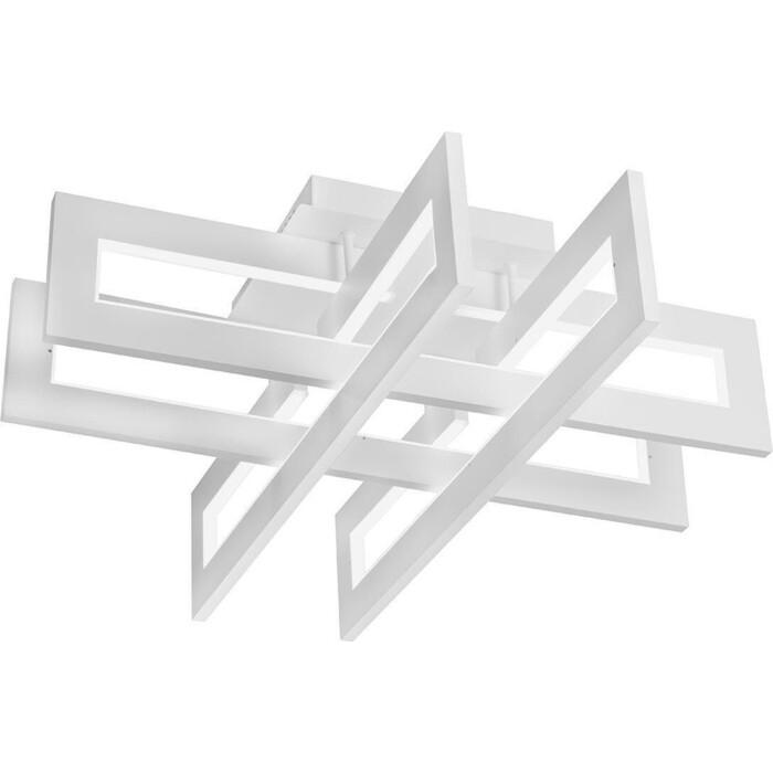 Светильник iLedex Потолочный светодиодный Stalker 9082-600*600-X 96W WH