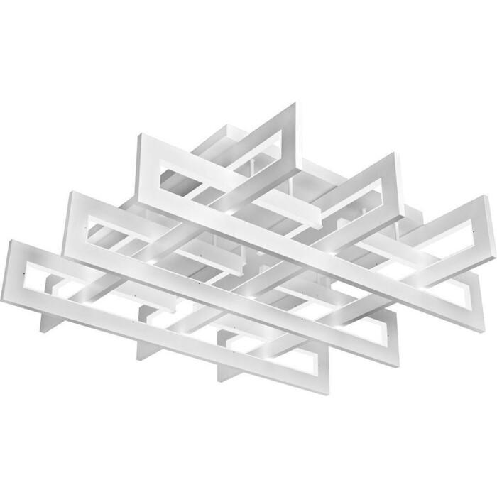 Светильник iLedex Потолочный светодиодный Stalker 9082-800*800-X 192W WH