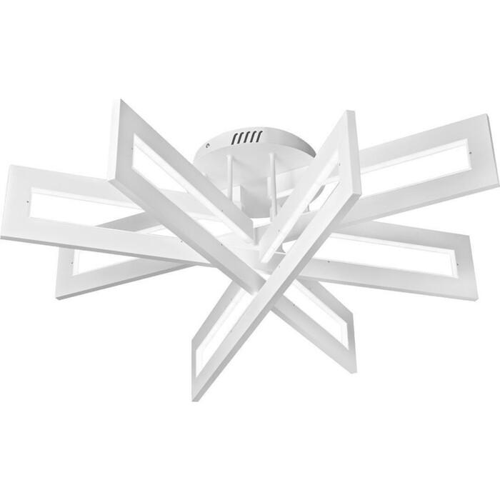 Светильник iLedex Потолочный светодиодный Stalker 9082-R800-X 128W WH