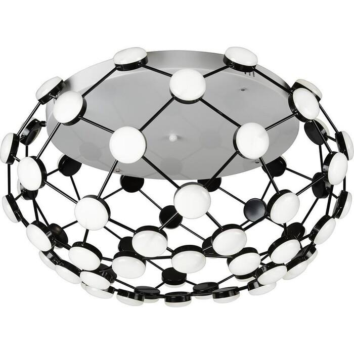 Светильник iLedex Потолочный светодиодный Starfall 8327 CR+WH