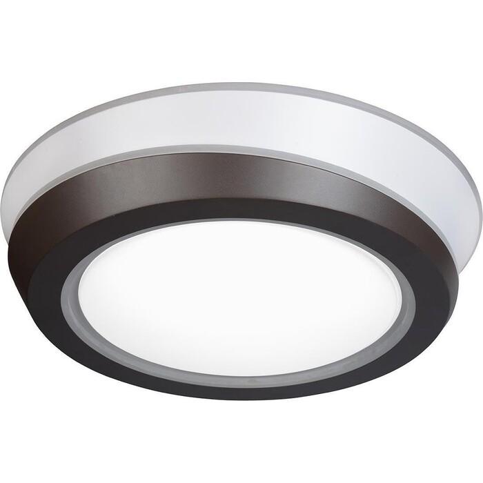 Светильник iLedex Потолочный светодиодный Summery B6312-118W/530*530 WH