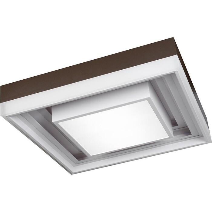 Светильник iLedex Потолочный светодиодный Summery B6317-128W/520*520 WH
