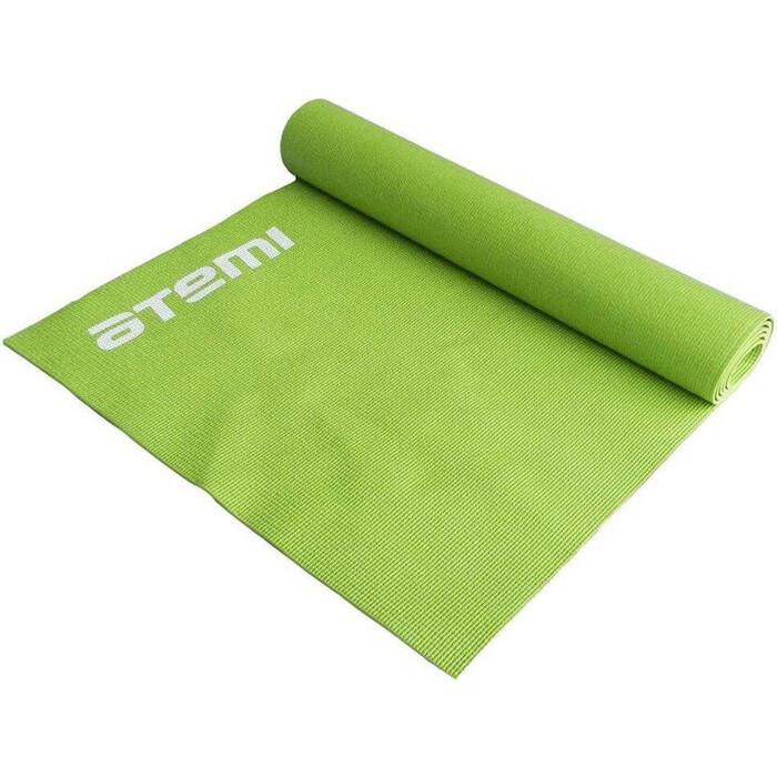 Коврик для йоги Atemi AYM01 зеленый