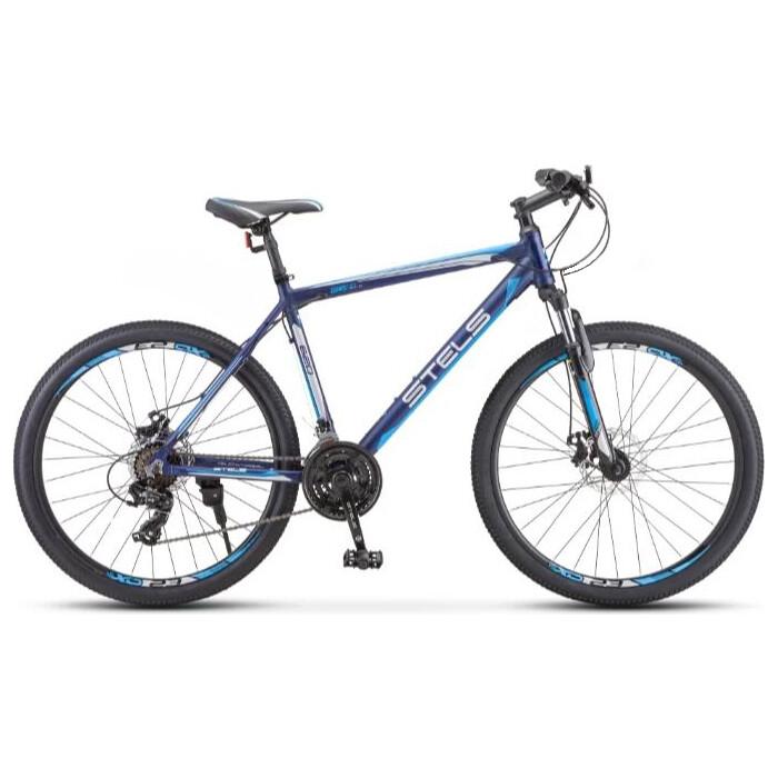 Велосипед Stels Navigator 620 D 26 V010 (2020) 19 темно-синий