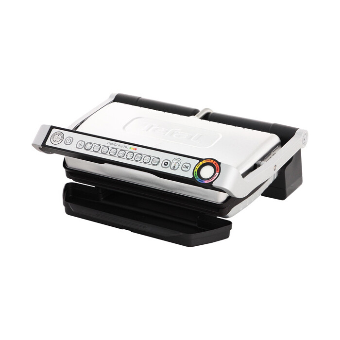Электрогриль Tefal GC724D12 Optigrill+ XL электрогриль tefal optigrill gc712834 black