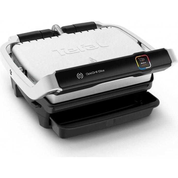 Электрогриль Tefal GC750D30 OptiGrill Elite электрогриль tefal optigrill gc712834 black