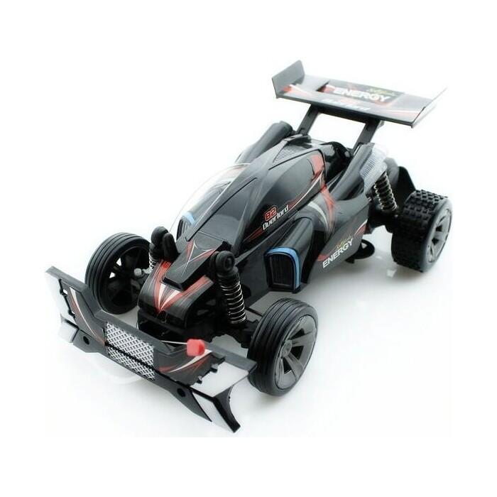 Радиоуправляемая гоночная машинка багги Wangfeng Driver 1/20 + свет звук