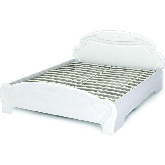 Кровать с подъемником Ника Медина КР 041 1,4 анкор/дуб беленый