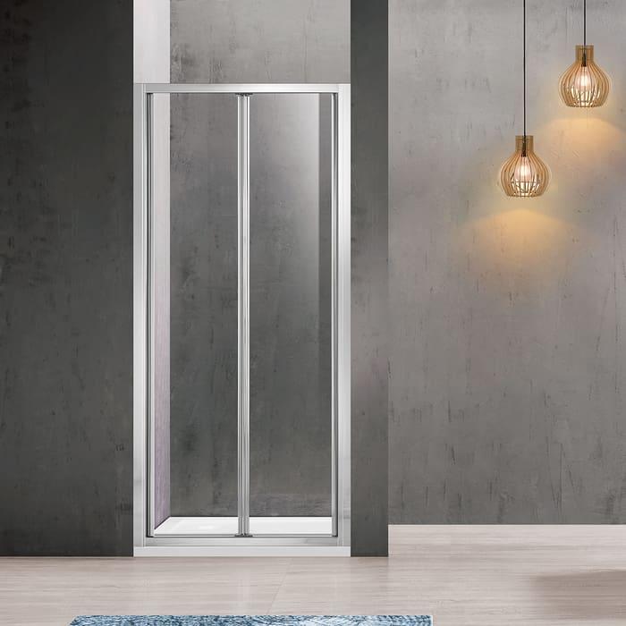 Душевая дверь Vincea Garda VDB-1G 80x190 профиль хром, стекло прозрачное (VDB-1G800CL)