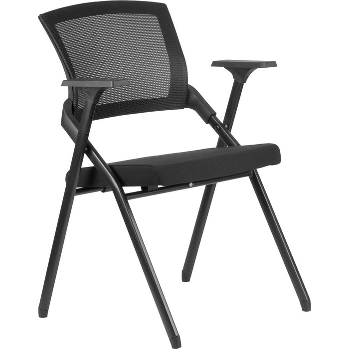 Кресло Riva Chair RCH M2001 черное складное