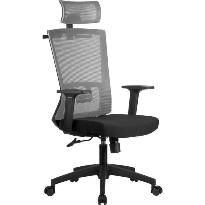 Кресло Riva Chair RCH A926 серая сетка